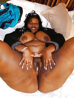 Pic pussy Ssbbws black