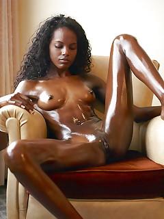 Black Oiled Pics